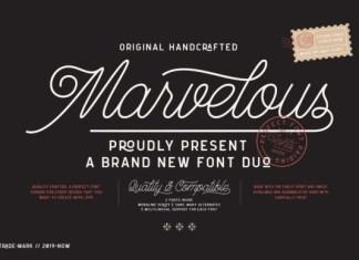 Marvelous Font