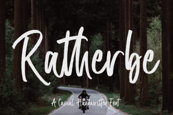 Ratherbe Font
