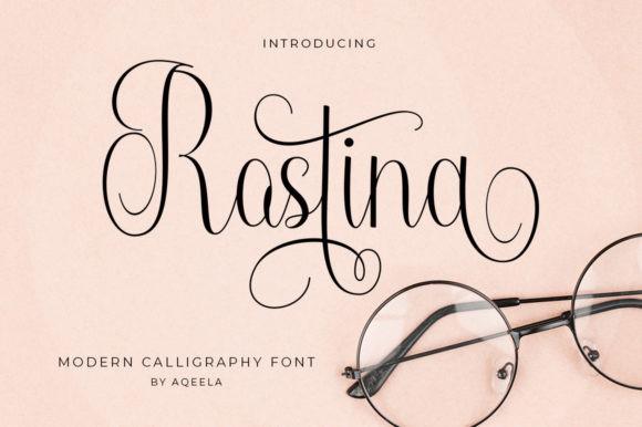 Rostina Font