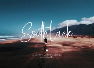 Southlack Font