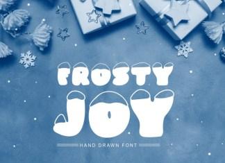 Frosty Joy Font