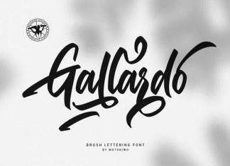Gallardo Font