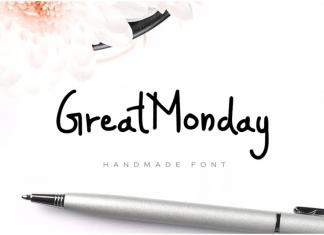 GreatMonday Font