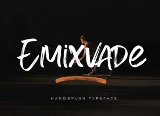 Emixvade Font