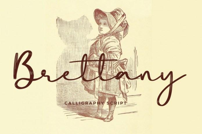 Brettany Font