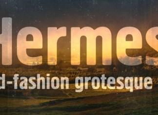 Hermes Font