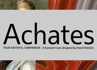Achates Font