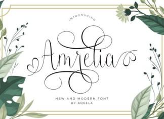 Amrelia Font