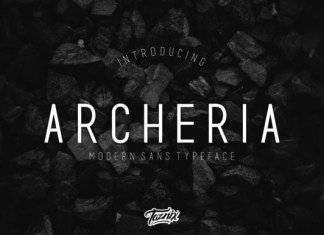 Archeria Font