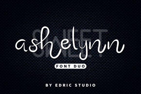 Ashelynn Font