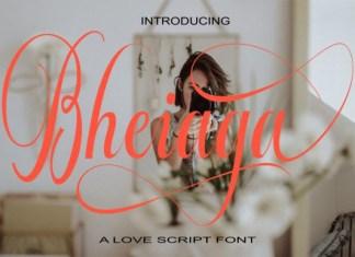 Bheiaga Font