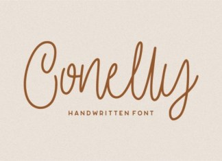 Conelly Font
