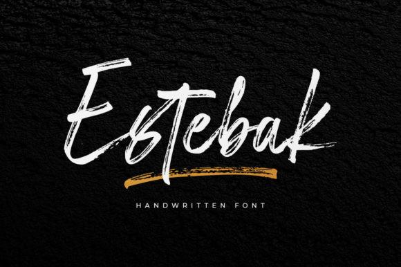 Estebak Font