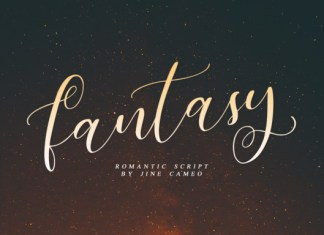 Fantasy Font