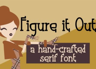 Figure It out Font