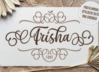 Frisha Font