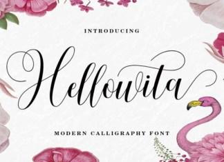 Hellowita Font