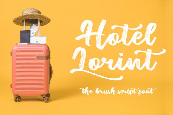 Hotel Lorint Font