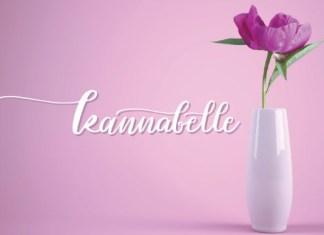 Kannabelle Font