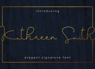 Kathreen Smith Font