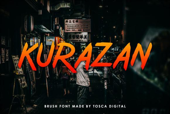 Kurazan Font