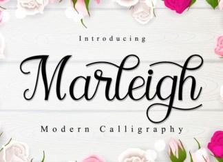 Marleigh Font