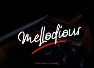 Mellodious Font