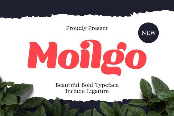 Moilgo Font