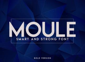 Moule Font