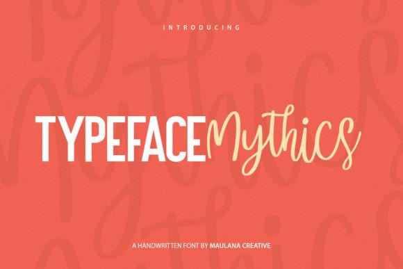 Mythics Font