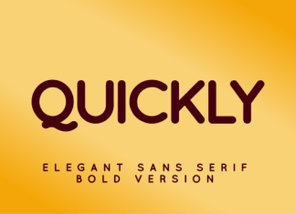 Quickly Font