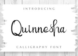 Quinnesha Font