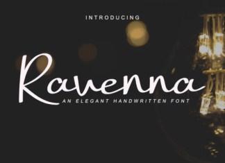 Ravenna Font