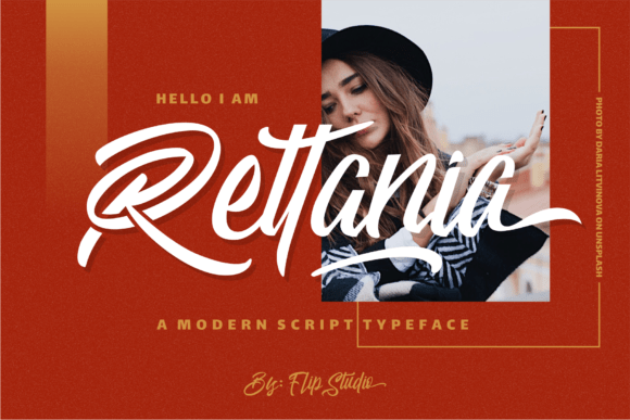 Rettania Font