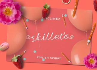 Skilleto Font