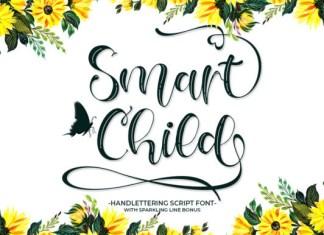 Smart Child Font