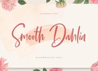 Smooth Dahlia Font