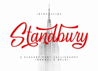 Standbury Font