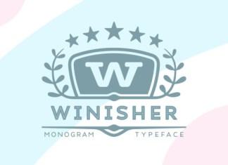 Winisher Font