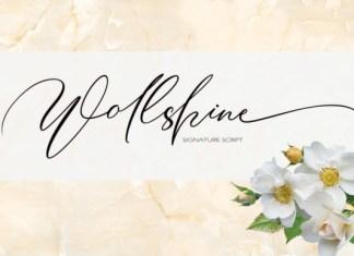 Wollshine Font