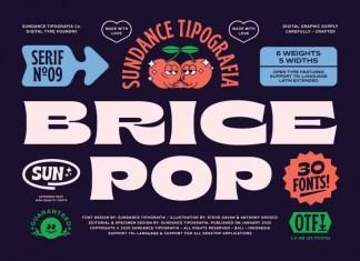 Brice Font