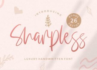 Sharpless Font