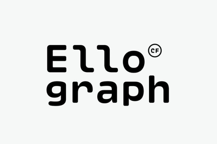 Ellograph Font