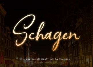 Schagen Font
