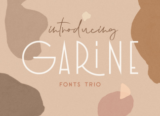 Garine Font