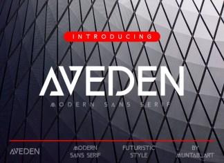 Aveden Font