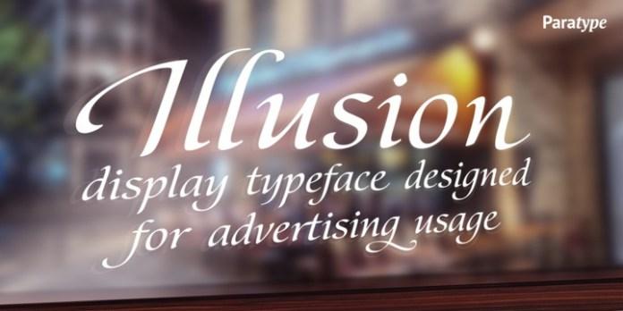 Illusion Font