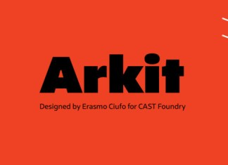 Arkit Font