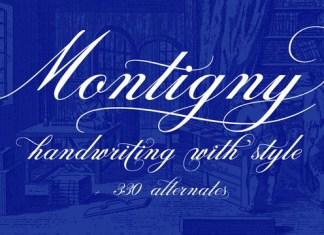 Montigny Font