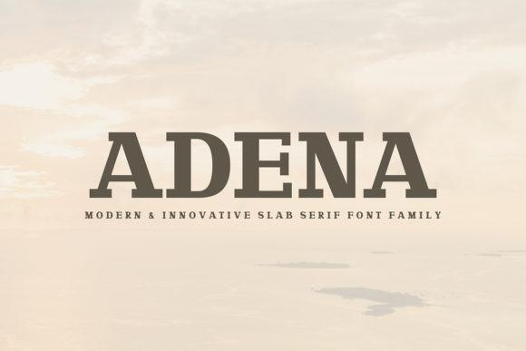 Adena Font